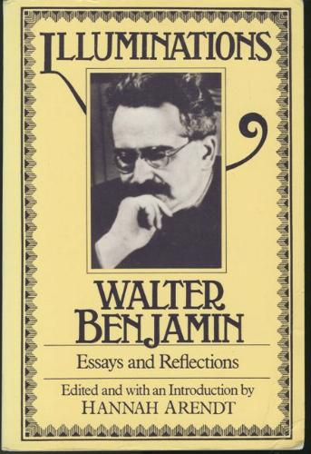 walter benjamin work of art essay A short history of photography by walter benjamin and the work of art in the age of mechanical reproduction in his essay a short history of photography.