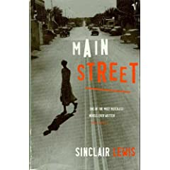 the efforts of carol in the satirical novel main street by sinclair lewis