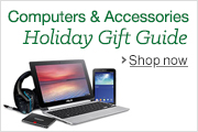 Computers & Accessories Holiday Gift Guide