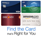 Amazon.com Credit Card Marketplace