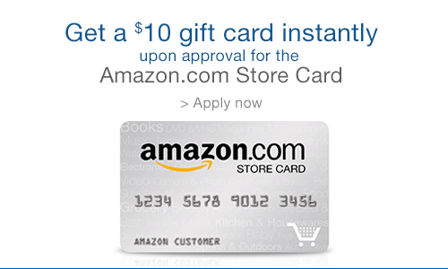 Amazon Gift Card Deals: Earn up to $10 in Amazon Credit Amazon Gift Cards are as good as cash. Give the card as a gift, or use it to buy additional gifts for multiple people.