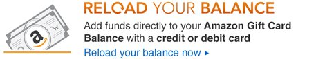 Reload Your Balance