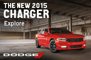 The New 2015 Charger