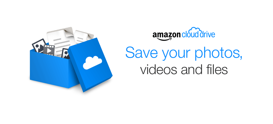 Save Your Photos, Videos and Files.