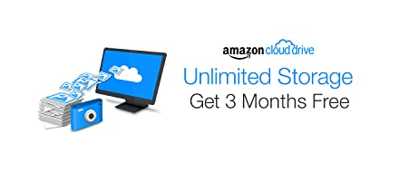 Amazon Cloud Drive - Unlimited Cloud Storage