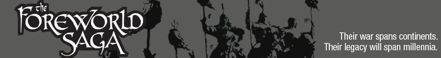 The Foreworld Saga