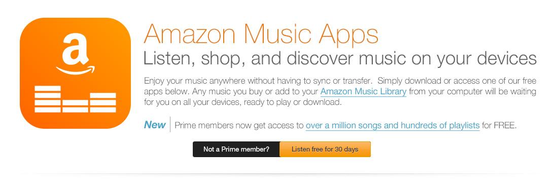 how to play amazon prime music on roku