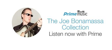 Joe Bonamassa Catalog Sale