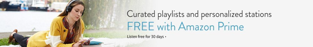 Prime Music Trial Eligible