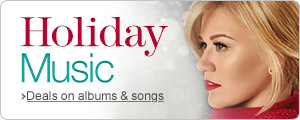 Holiday Music Albums and Songs