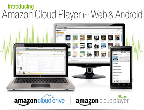 Amazon Cloud Player and Cloud Drive