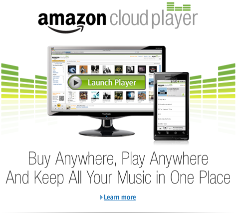 Introducing Amazon Cloud Player for Web and Android