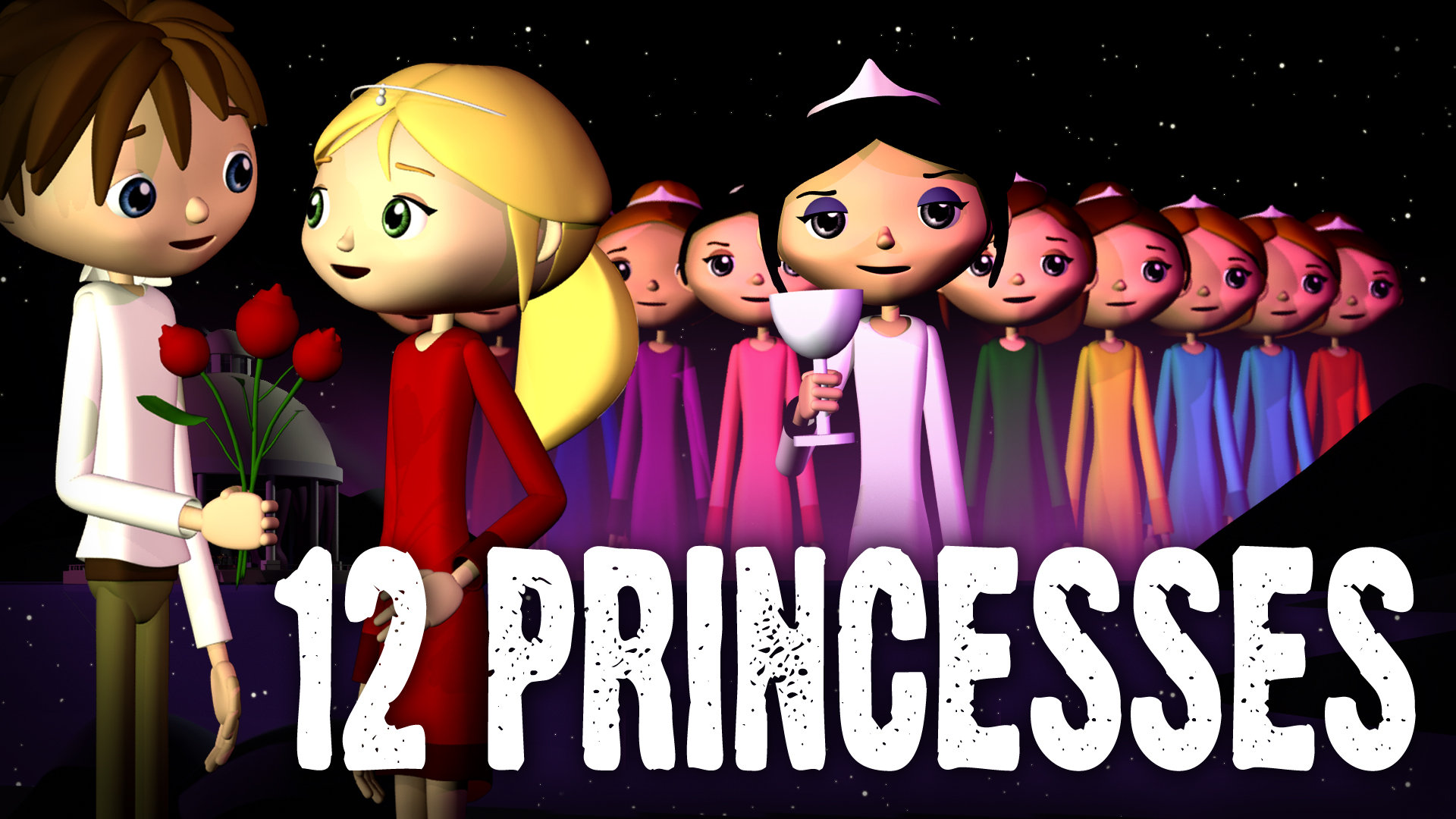 12 Princesses