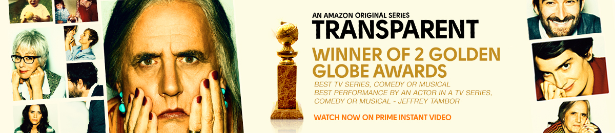 Transparent Wins at the Golden Globes