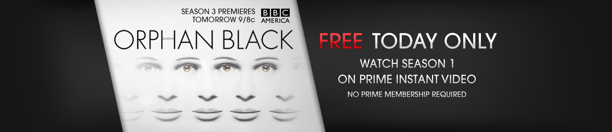 Watch Orphan Black Free Today