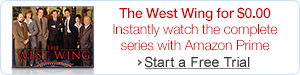 West Wing Prime Instant Video