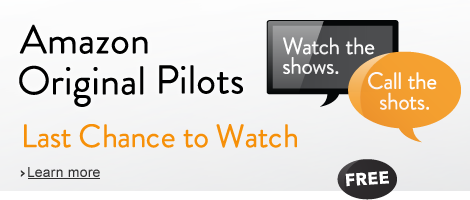 Amazon Original Pilots Last Chance