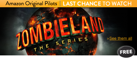Amazon Original Pilots Zombieland Last Chance