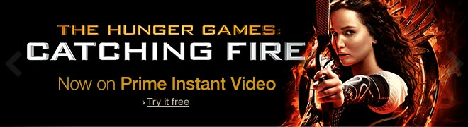 Watch The Hunger Games: Catching Fire on Prime Instant Video