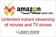 Unlimited Instant Streaming of Movies and TV Shows on Prime Instant Video
