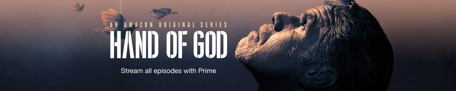 Hand of God Now Available
