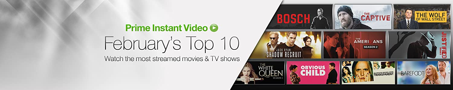 February's Top 10 Most Streamed Movies and TV Shows