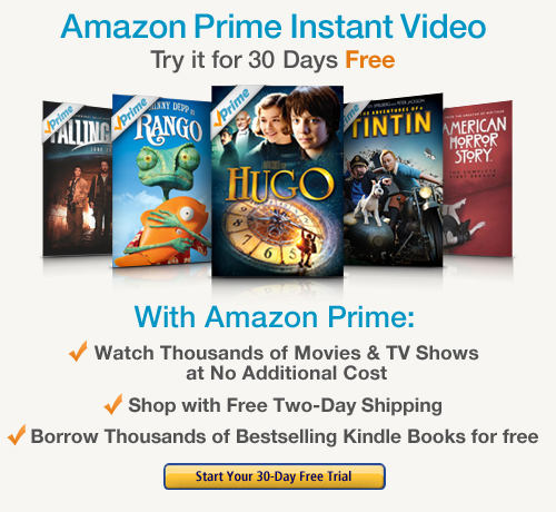 Prime Instant Video Free Trial