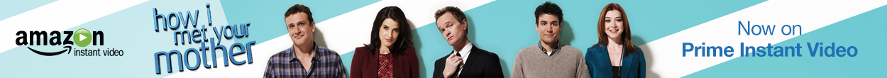 How I Met Your Mother in Prime Instant Video