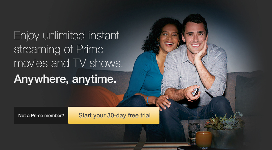 Try Prime Instant Video