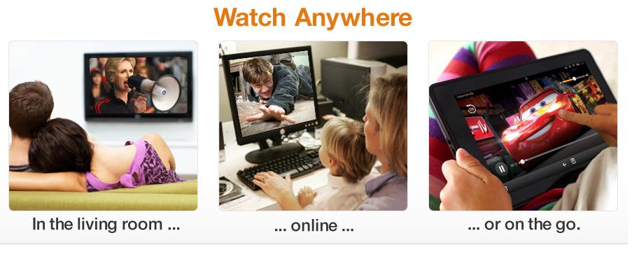Watch Anywhere