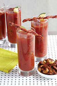 Bacon Swizzle Sticks