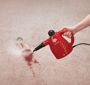 Dirt Devil Handheld Steamer