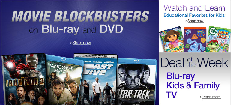 Movies & TV Offers