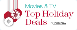 Cyber Monday| Movies & TV
