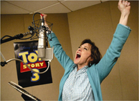 voice booth joan 200 Toy Story 3