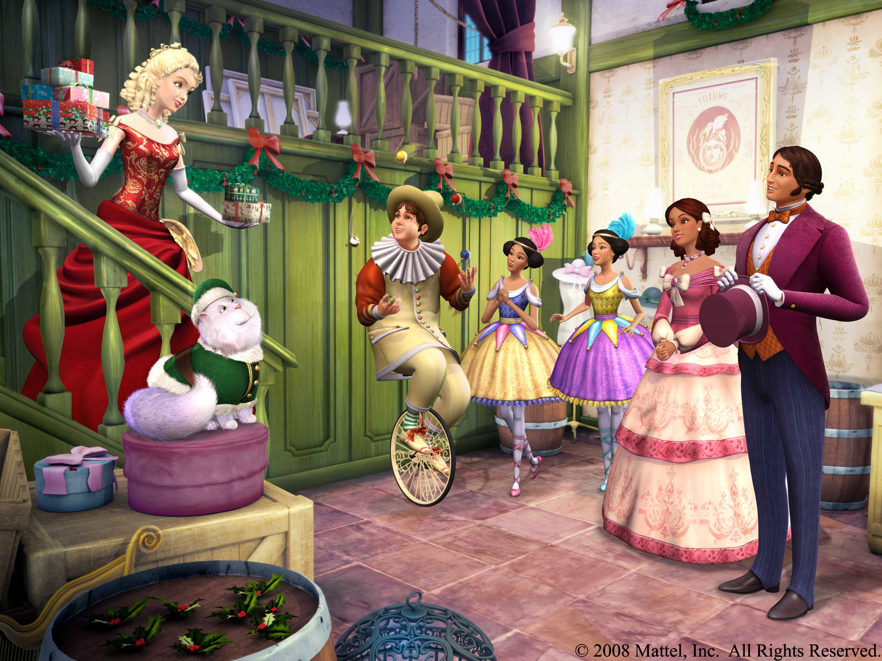 Barbie in a Christmas Carol Movie