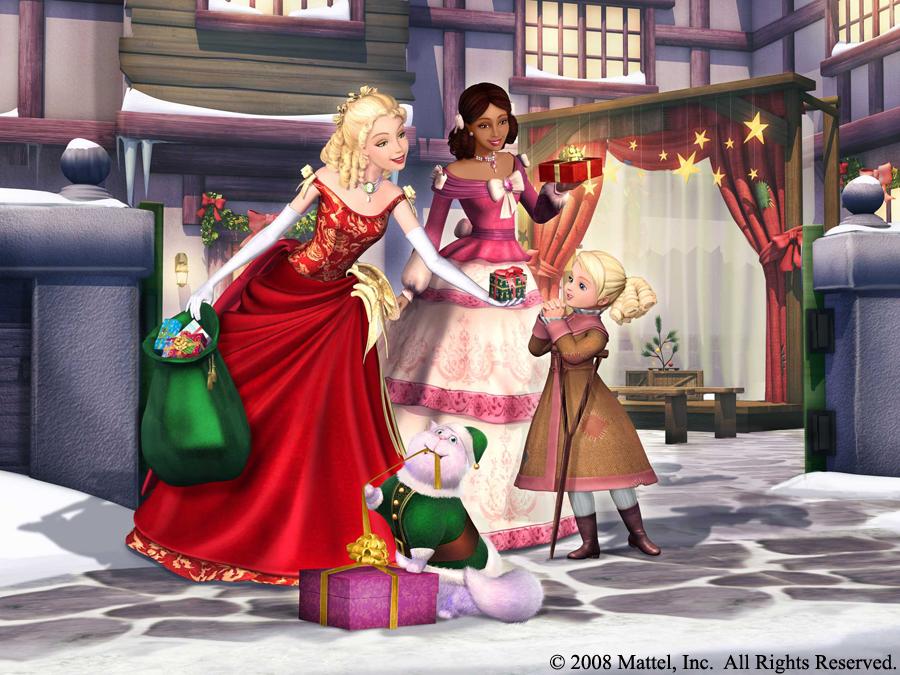 Amazon.com: Barbie in a Christmas Carol: Kelly Sheridan, Morwenna