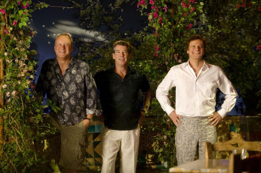 Amazon.com: Mamma Mia! The Movie (Widescreen): Meryl Streep, Pierce