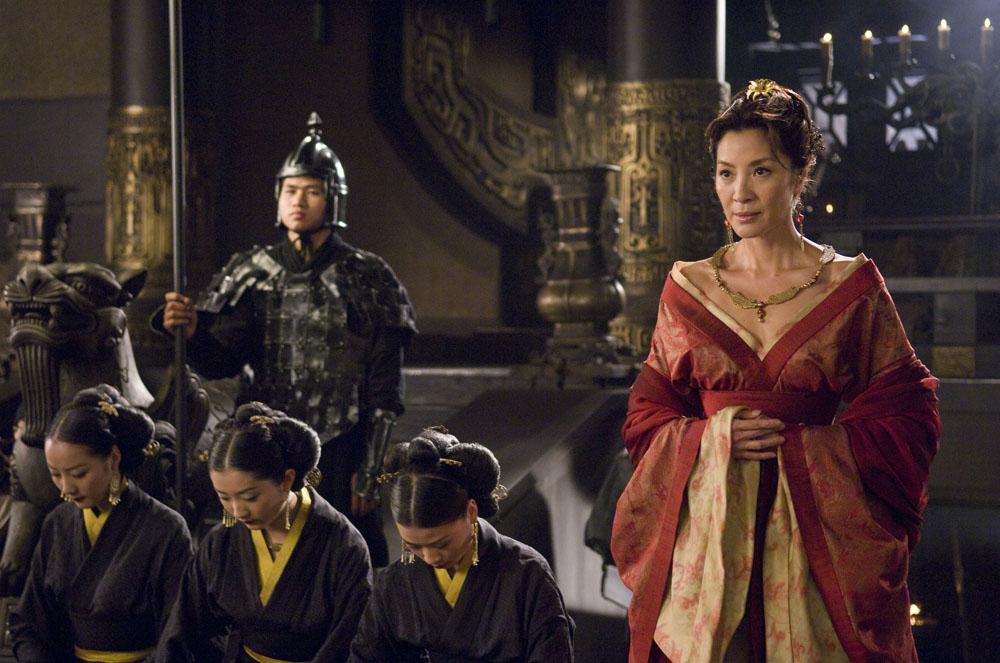 Michelle Yeoh Fight Amazon.com: The Mummy:...