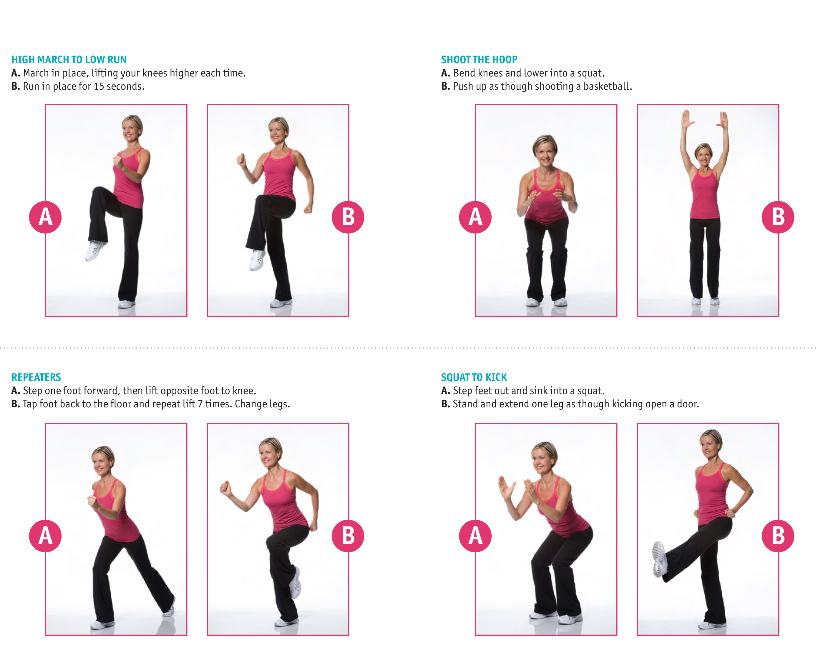 Amazon.com: CARDIO FOR BEGINNERS: Petra Kolber, Ernest ...