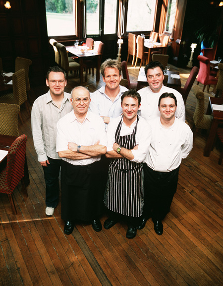 Ramsay S Kitchen Nightmares Complete Uk Series 1