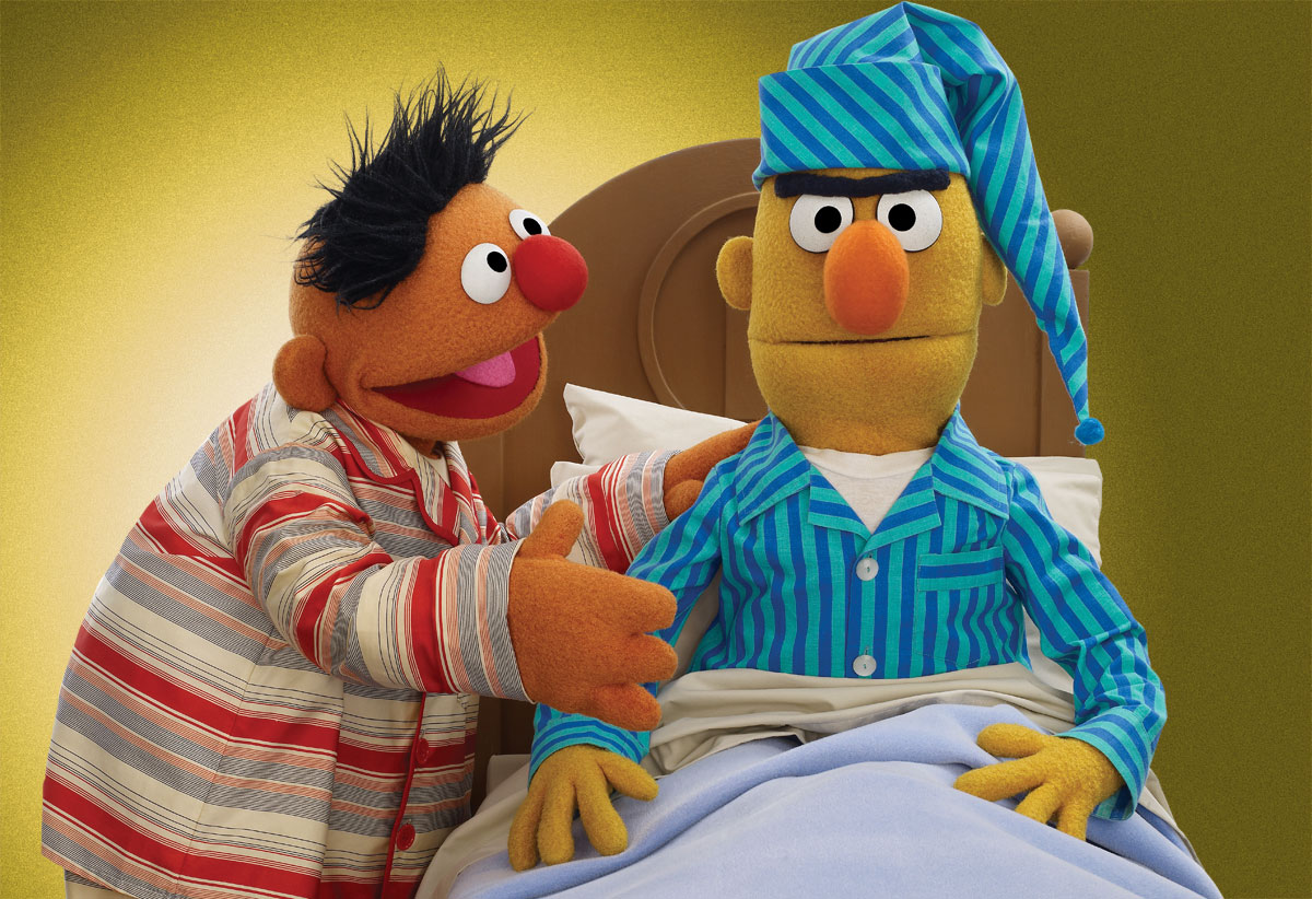 Sesame Street Bedtime with Elmo