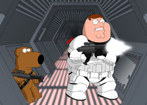Stills from Family Guy Blue Family Guy Blue Harvest Couch