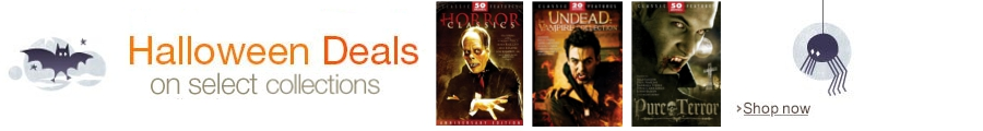 Save on Horror Collections on DVD