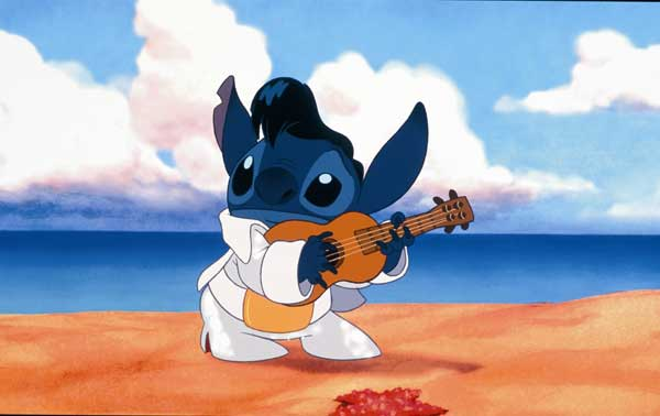 Stills from Lilo & Stitch: Big Wave Edition (Click for larger image)
