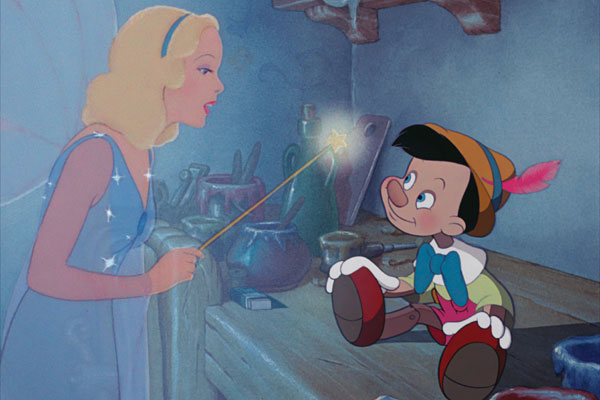 Pinocchio (Two-Disc 70th Anniversary Platinum Edition Blu-ray/DVD
