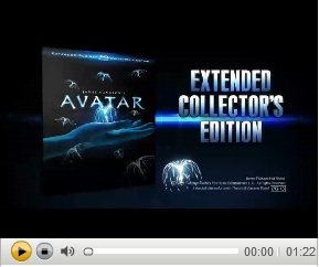 "Trailer for the extended collector's edition of ""Avatar"""