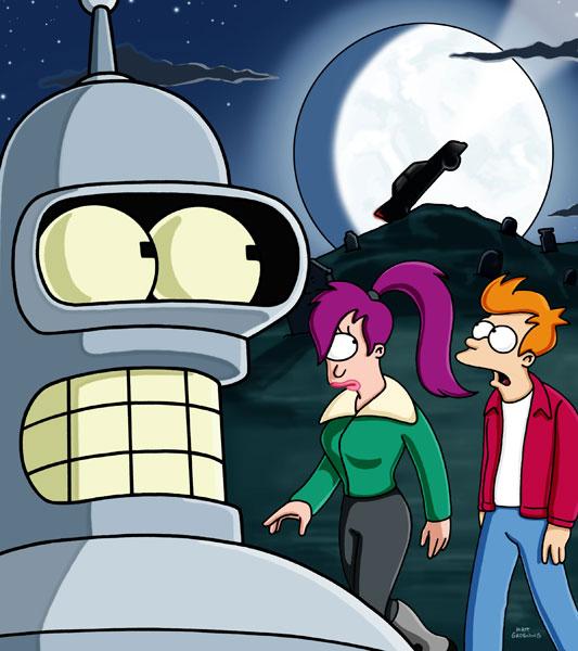 Amazon.com: Futurama: The Complete Collection: Matt ... Leela Zero