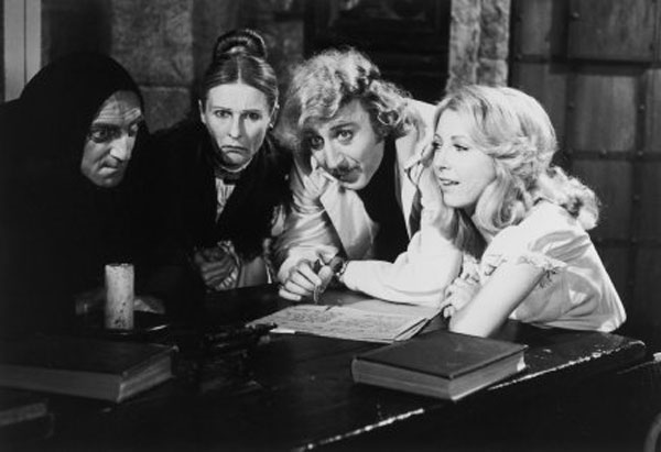 Amazon.com: Young Frankenstein: Gene Wilder, Peter Boyle, Marty