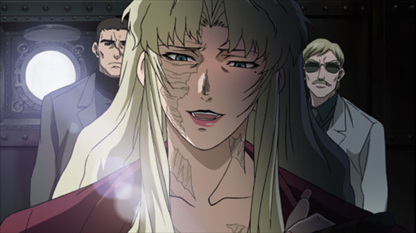 Stills from Black Lagoon: The Second Barrage (Click for larger image)